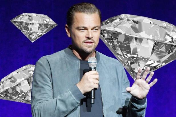 La empresa de Leonardo Di Caprio, probable proveedor de diamantes sintéticos para Pandora