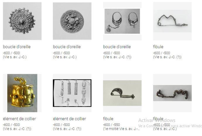 El Louvre digitaliza más de 15.000 ornamentos y joyería