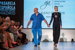 Siete creadores de AJA en Pasarela Española