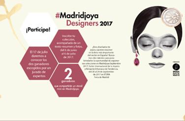 Madrid Joya busca a dos nuevos talentos del diseño