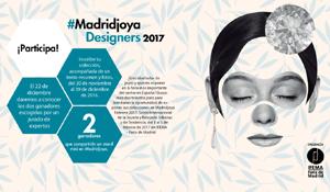 La feria Madrid Joya busca a dos nuevos talentos del diseño