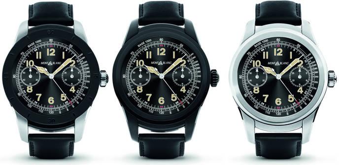 Montblanc abraza la Era digital con su nuevo smartwatch