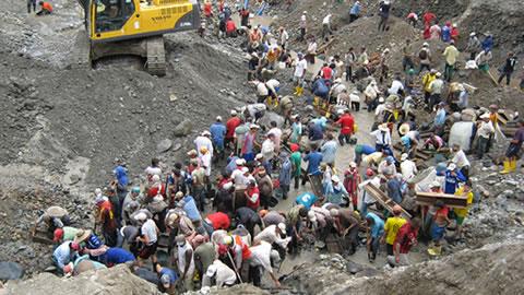 La minería artesanal en Colombia lanza un S.O.S de apoyo