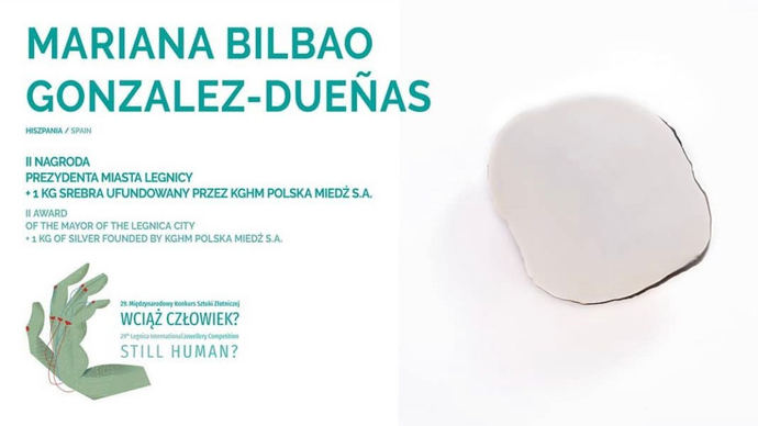 Segundo premio en Legnica para la española Mariana Bilbao