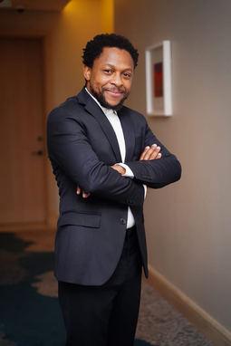 El joven parlamentario sudafricano Mbusiyseni Ndlozi.