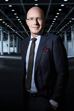 Michel Loris-Melikoff es el director de Baselworld.