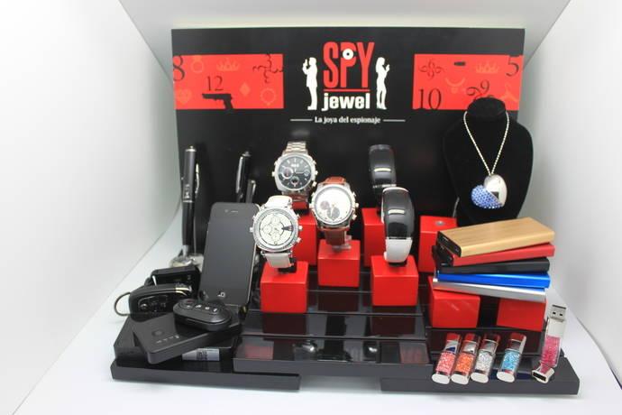 La Tienda del Espía presenta nueva línea de productos anticorrupción: Spyjewel
