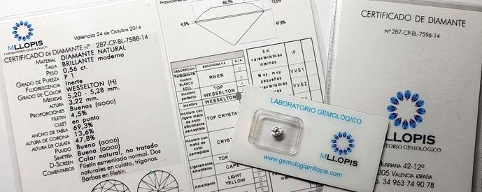 ¿Rigor y exactitud en los certificados gemológicos o exhibición de fuerza?