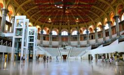 El Museo Nacional de Arte de Cataluña, sede del encuentro.