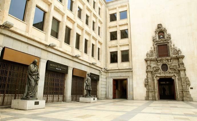 El Monte de Piedad madrileño, a examen en el IGE
