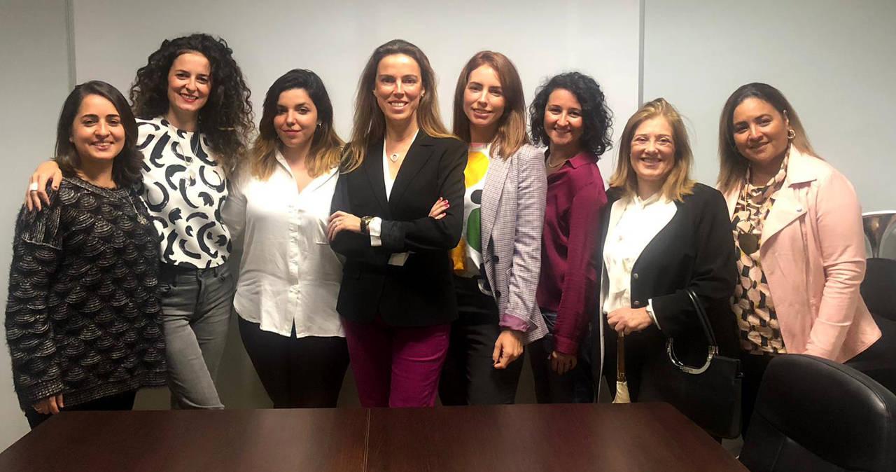 Las <em>Mujeres Brillantes</em> españolas eligen presidenta