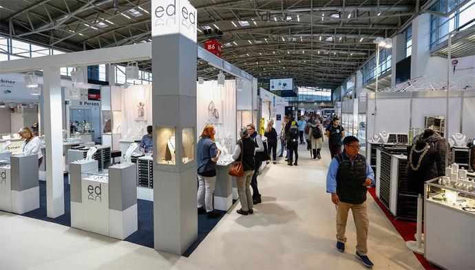 Imagen del Munich Gem Show, organizado por los impulsores de este nuevo evento.