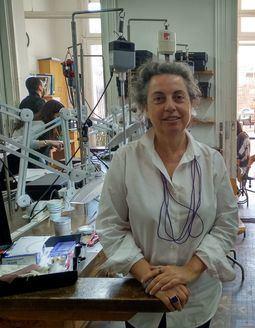 Núria Serret, directora de Formación de la Escola JORGC.