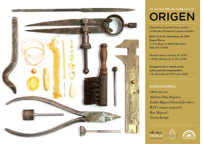 La Joyería reivindica su vertiente más comprometida: <strong><em>Origen</em></strong>