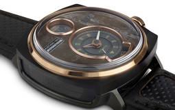 Una marca relojera danesa homenajea al clásico Ford Mustang del 66