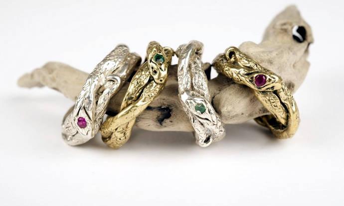 Alianzas de boda originales y una joyería con compromiso social