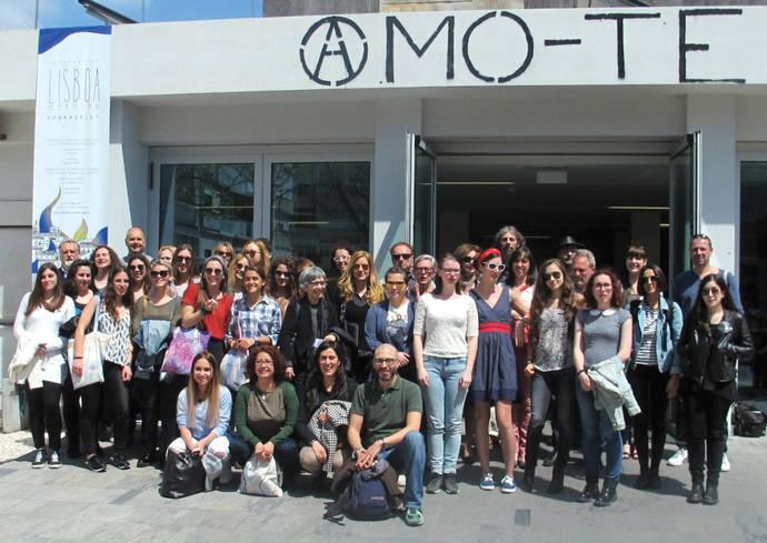 Regreso del encuentro de jóvenes joyeros en Lisboa con un premio bajo el brazo