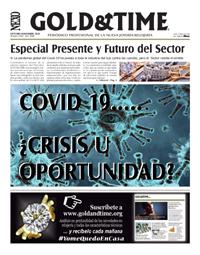 Covid 19: ¿Crisis u oportunidad para la joyería en España?