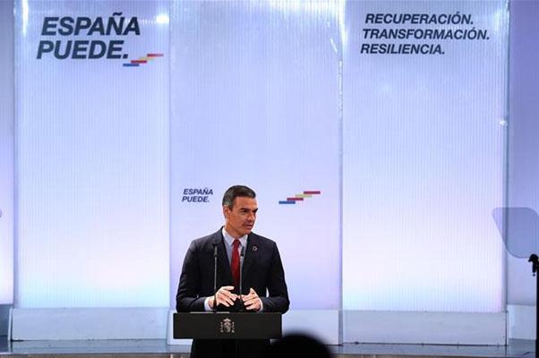 Pedro Sánchez inaugura el XV Congreso de Editores