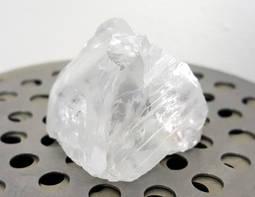 Nuevo diamante de 121 quilates en Sudáfrica