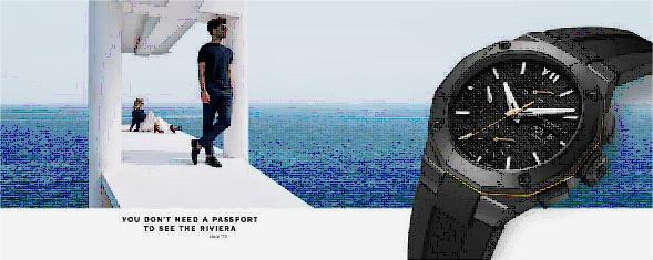 Renace el reloj Riviera de Baume & Mercier