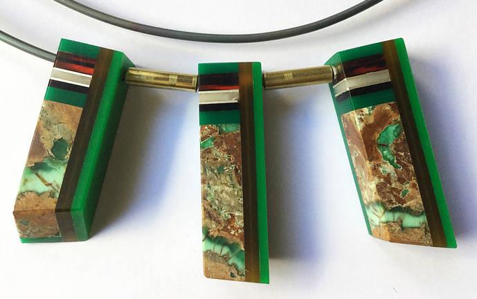 La joyería en continua evolución de Pedro Sequeros: Piedras