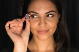 El diamante rosa Pink Star rompe todos los records para una piedra de color
