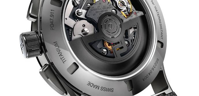Porsche amplía su colección 1919 con un nuevo crono