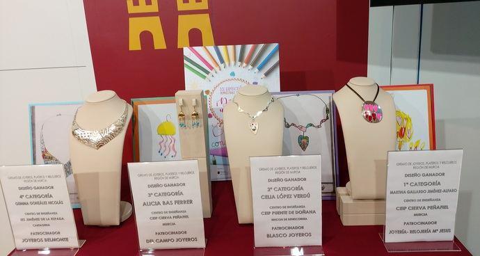 El Gremio de Joyeros de Murcia vuelve a convocar su concurso de diseño infantil