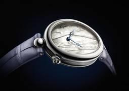 La relojera Breguet actualiza uno de sus movimientos más aristocráticos