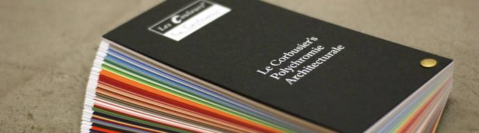 Colores de Le Corbusier en la nueva gama de Rado