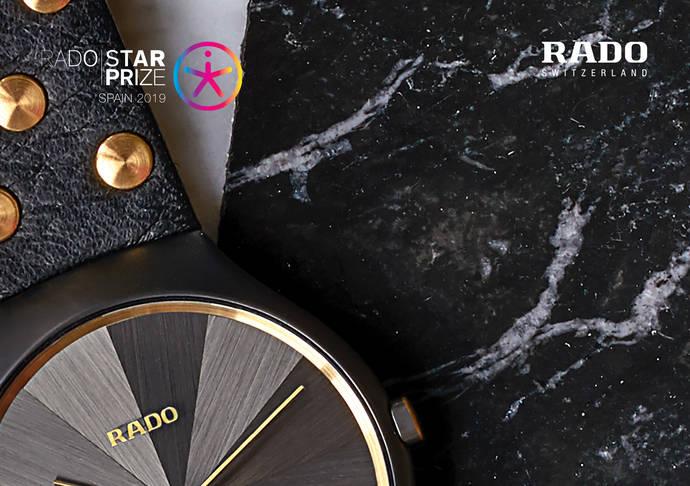 Rado presenta la segunda edición de su Star Prize Spain