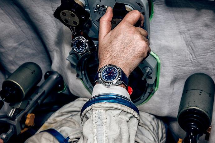 Un reloj estratosférico para celebrar el vuelo de Gagarin