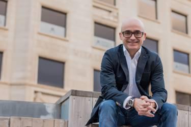 Alex Riu, nuevo presidente del Colegio de Cataluña
