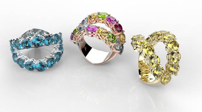 Roberto Axpe: Diseños únicos de alta joyería con creatividad y tradición