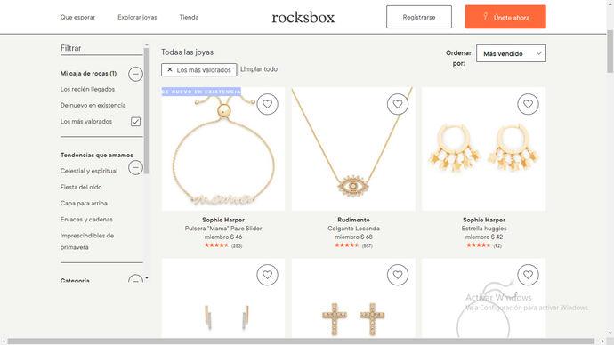 La mayor cadena joyera del mundo entra en el alquiler de joyas