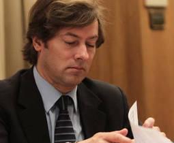 El magistrado Santiago Pedraz.