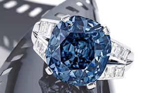 El diamante azul de Shirley Temple no encuentra dueño