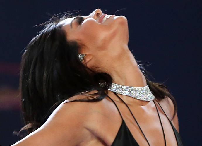 Selena Gomez con la joyería de Messika