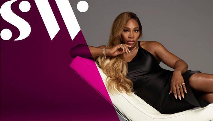 Serena Williams lanza una línea propia de joyería