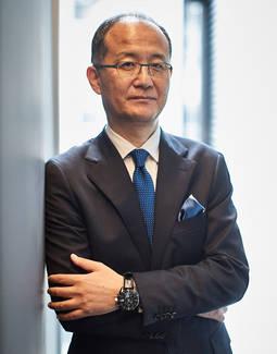 Shuji Takahashi es el presidente de Grand Seiko.
