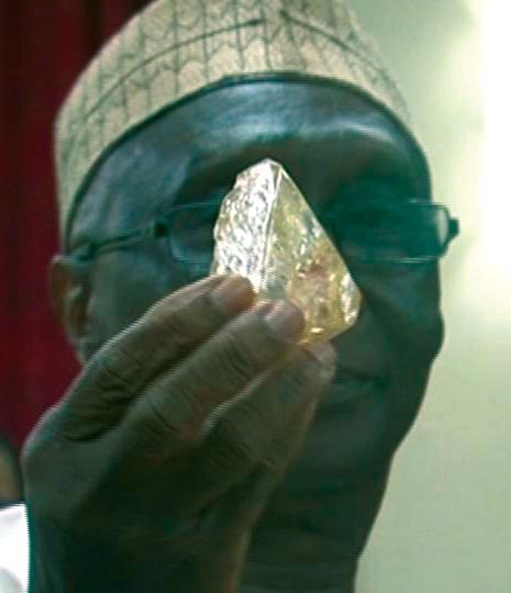 Sierra Leona amplía el plazo para pujar por su 'diamante'
