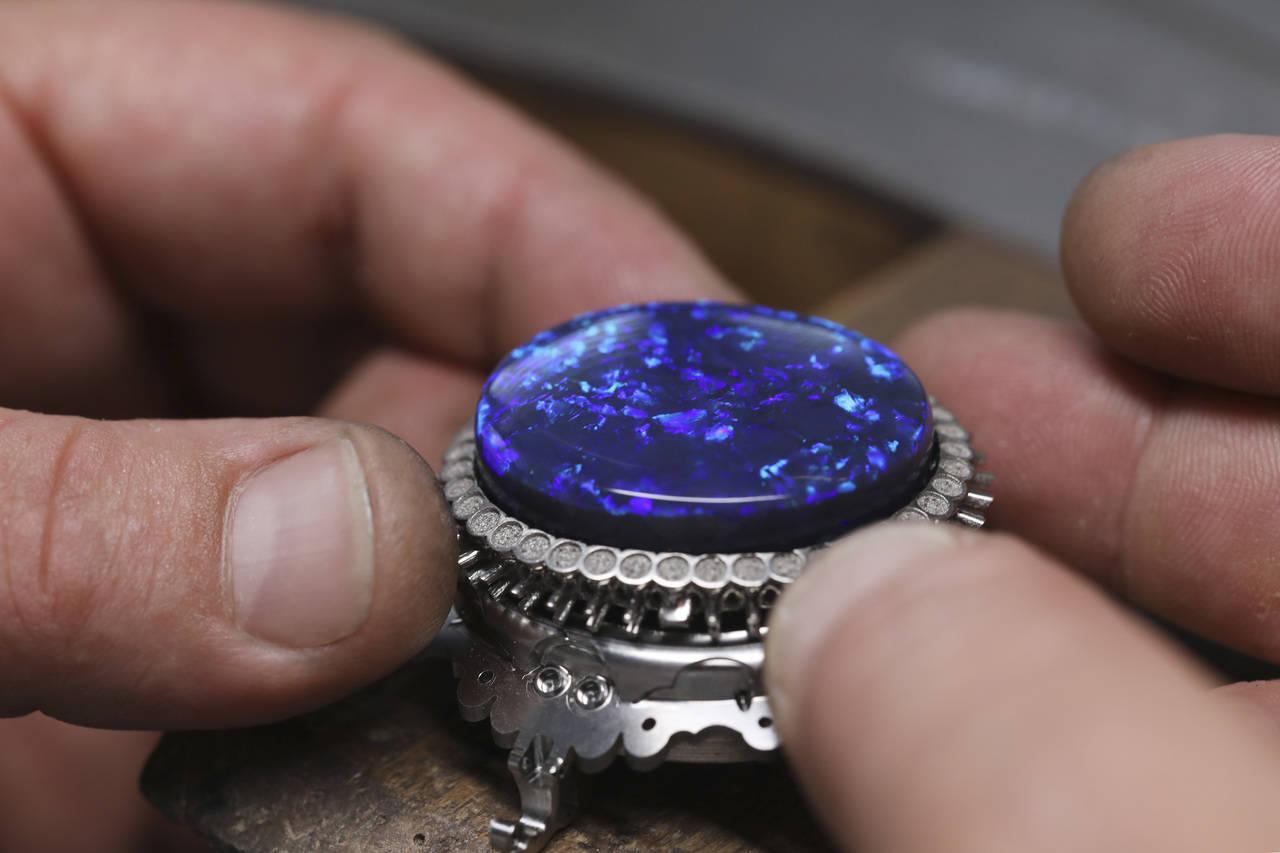 Joyería y alta costura se reúnen en la nueva colección de Chopard: <em>Silk Road</em>