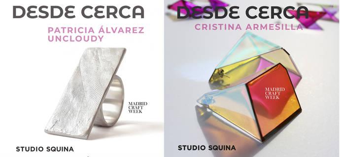 La galería Studiosquina inaugura exposición este domingo en Madrid