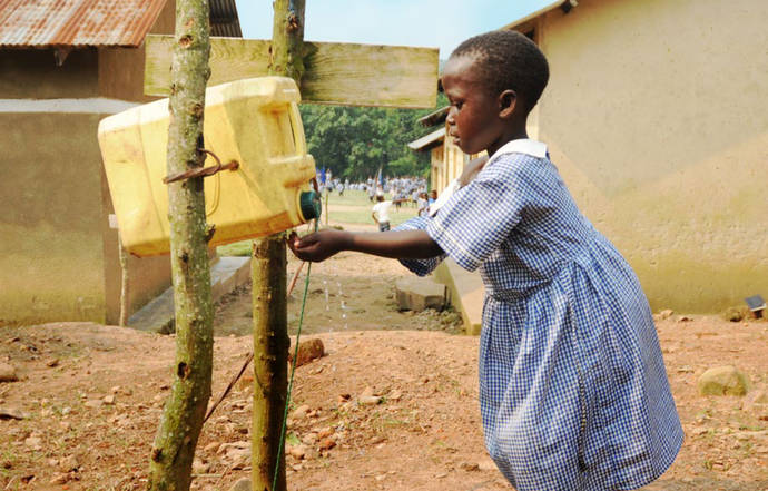 Una joya para preservar el agua