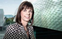 Sylvie Ritter es la directora general de la feria.