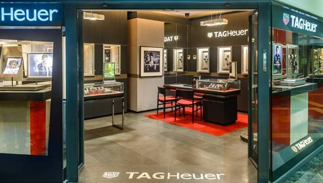 Tag Heuer inaugura su segunda tienda oficial en la Península