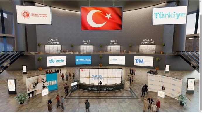 Estambul estrena este mes su primera feria virtual de joyería