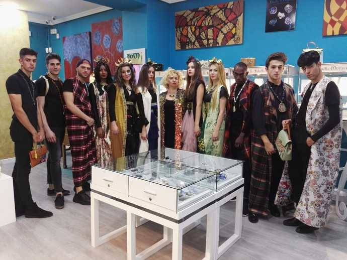 Aires étnicos en la nueva colección de Tabata Morgana: Ikigai