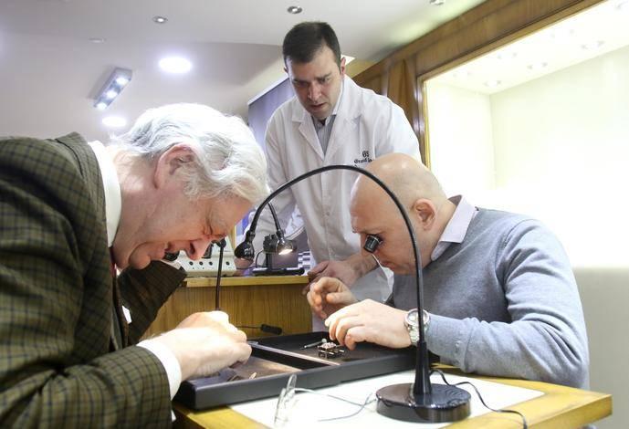 La joyería Santamaría acoge el primer taller Grand Seiko Experience